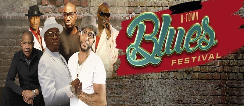H-Town Blues Festival Tickets