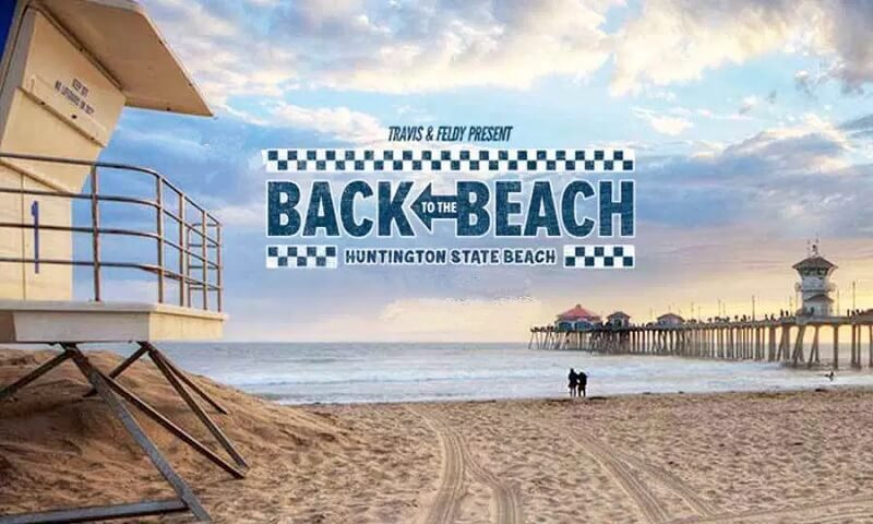 Back to the Beach Festival Tickets