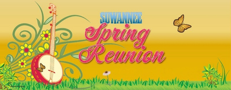 Suwannee Spring Reunion Tickets
