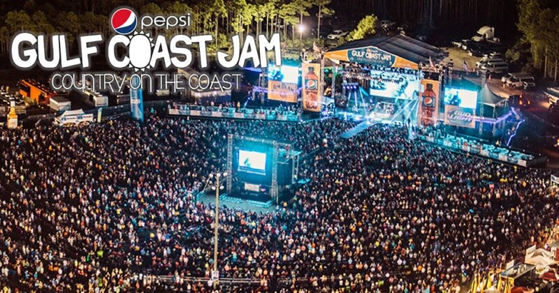 Gulf Coast Jam Tickets