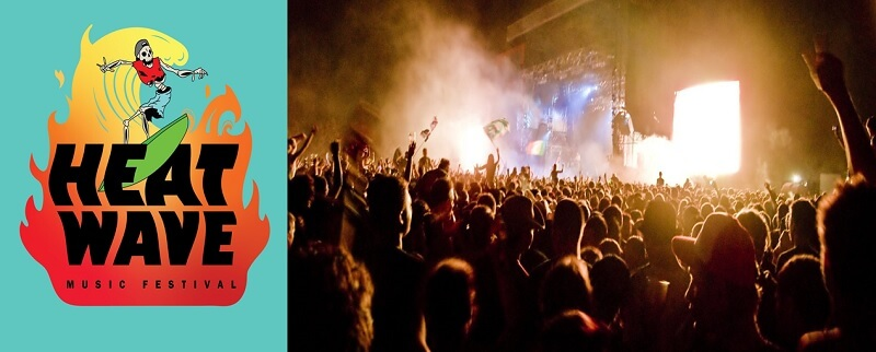 Heat Wave Music Festival Tickets