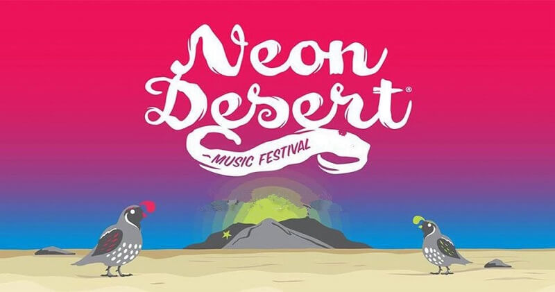 Neon Desert Festival Tickets