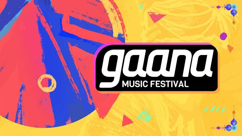Gaana Music Festival Tickets