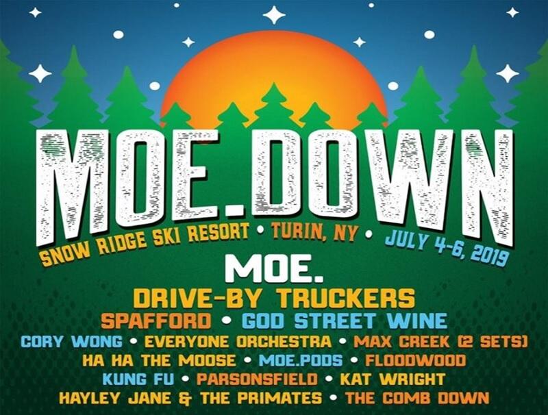 Moe.Down 2020 Lineup