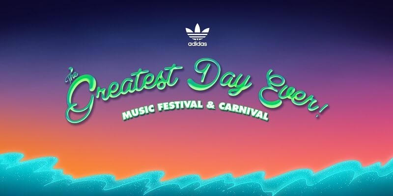 The Greatest Day Ever Festival Tickets