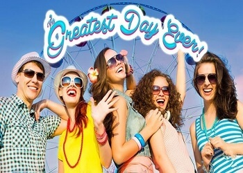 The Greatest Day Ever Festival