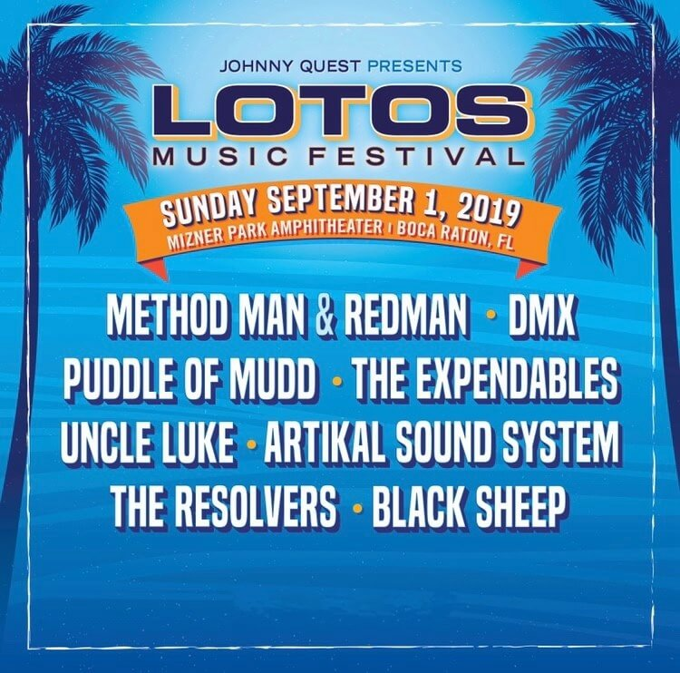Lotos Music Festival 2020 Lineup