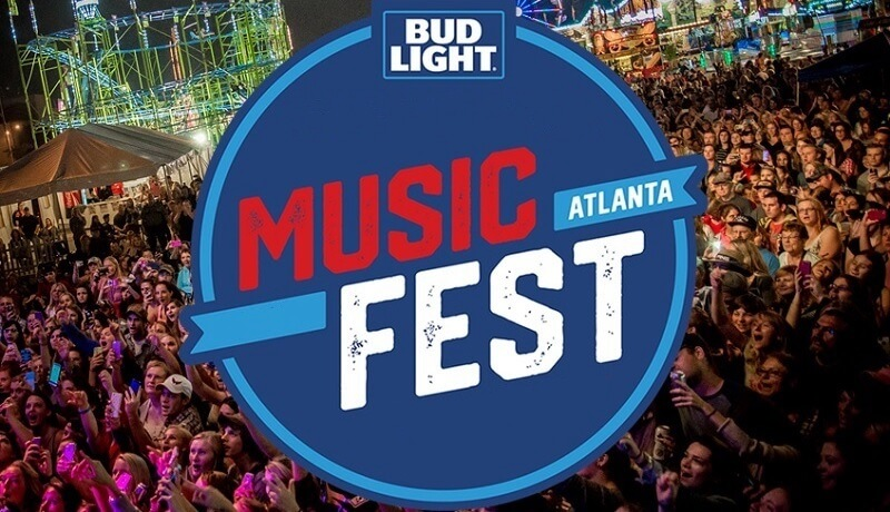 Bud Light Super Bowl Music Fest