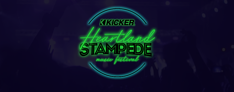 Heartland Stampede Music Festival Tickets