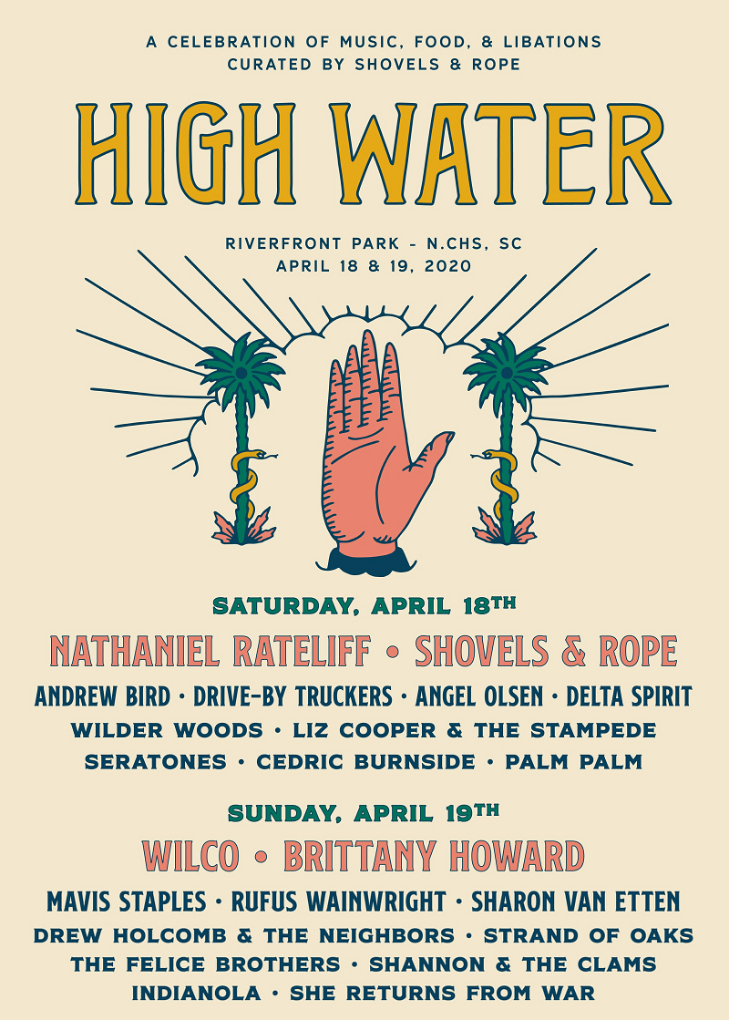 High Water Festival 2020 Lineup