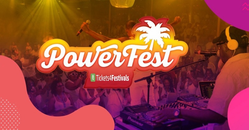 PowerFest Tickets Discount Coupon