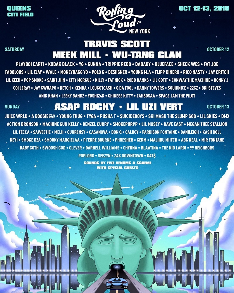 Rolling Loud New York Lineup