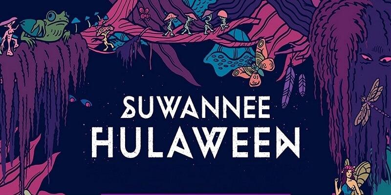 Suwannee Hulaween Tickets