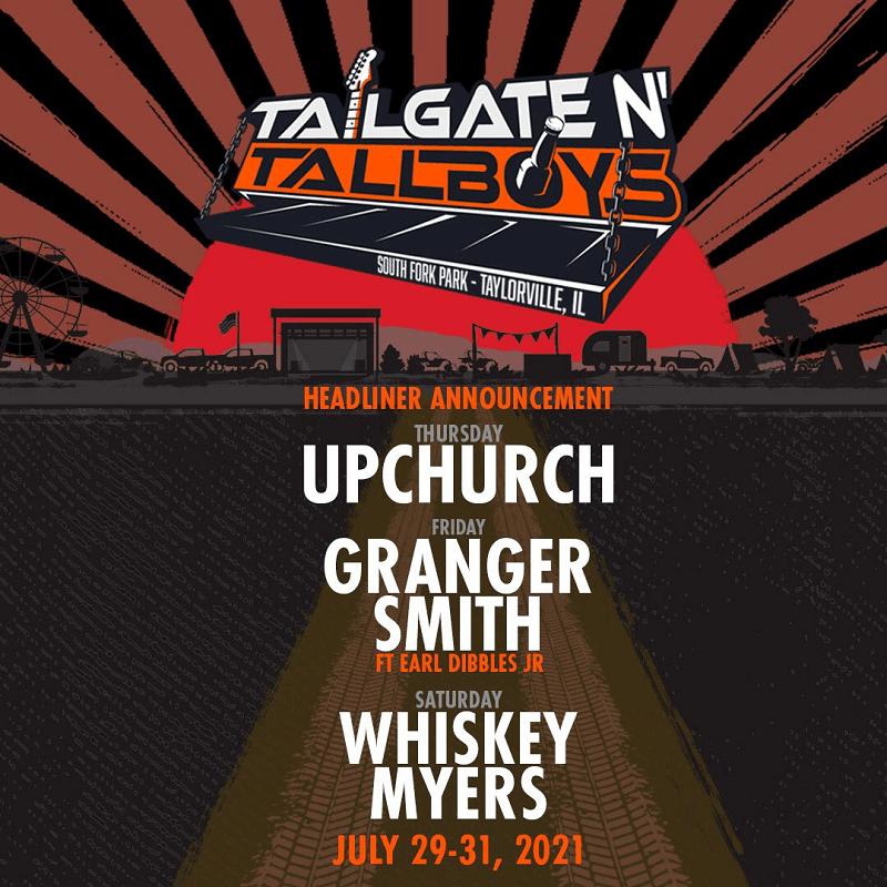 Tailgate N Tallboys Festival 2021 Lineup
