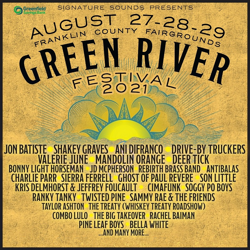 The Green River Festival Lineup 2021