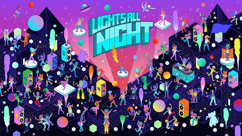 Lights All Night Tickets