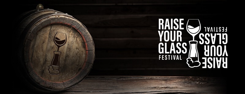 Raise Your Glass Festival Tickets