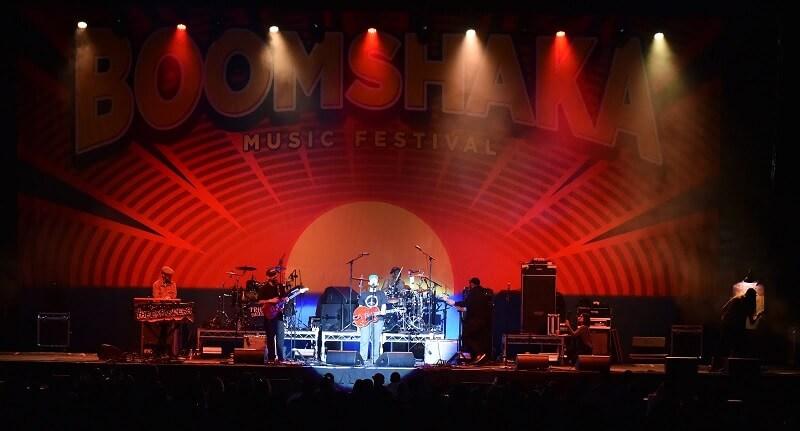 Boomshaka Music Festival Tickets