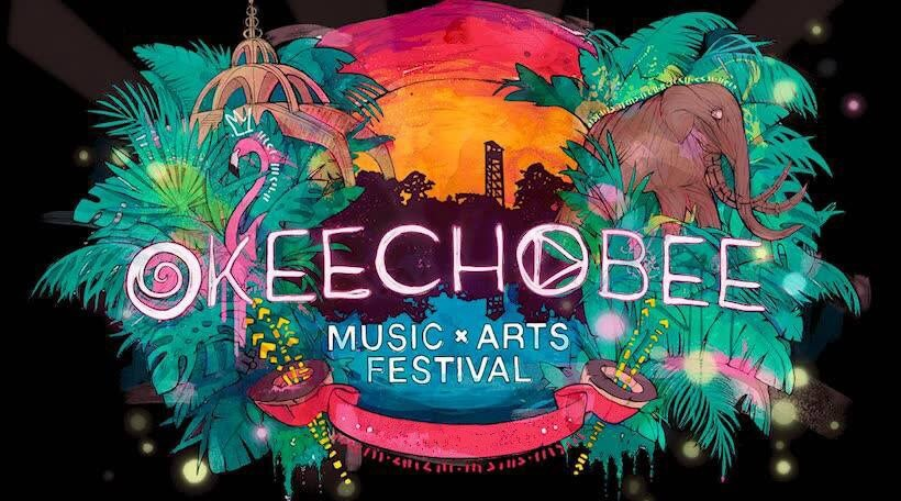 Okeechobee Music & Arts Festival Tickets