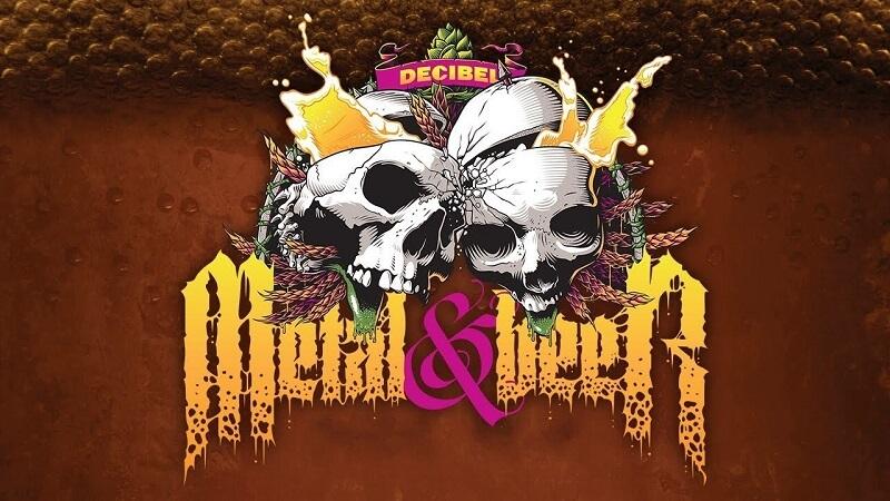 Decibel Beer & Metal Metal Fest Tickets