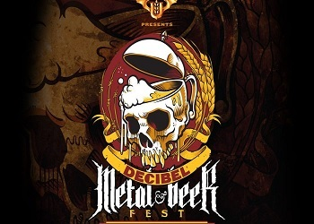 Decibel Beer & Metal Metal Fest