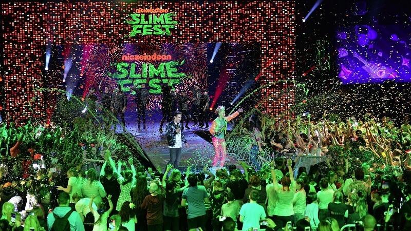 Nickelodeon Slimefest Tickets Cheap