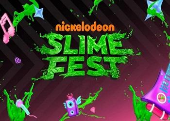 Nickelodeon Slimefest Festival