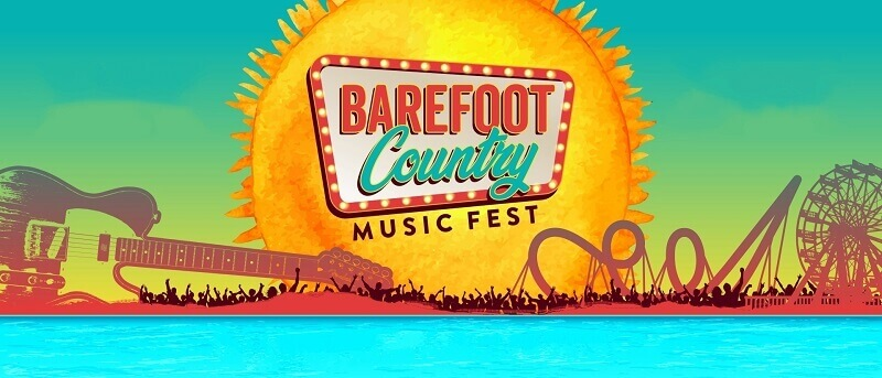 Barefoot Country Music Fest Tickets