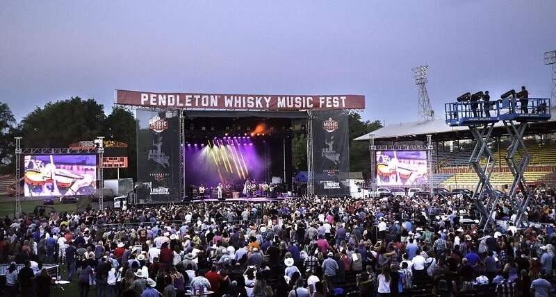 Pendleton Whisky Music Fest Tickets