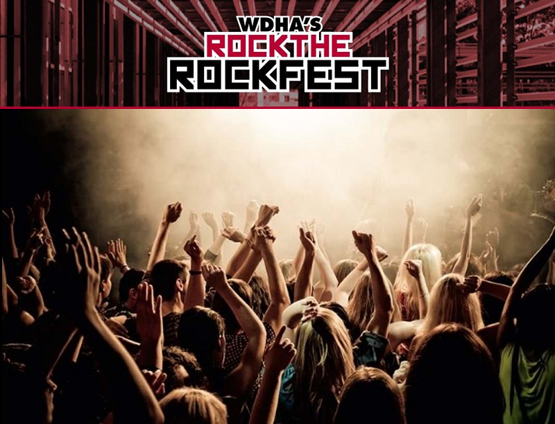 WDHA's Rock The Rock Fest Tickets