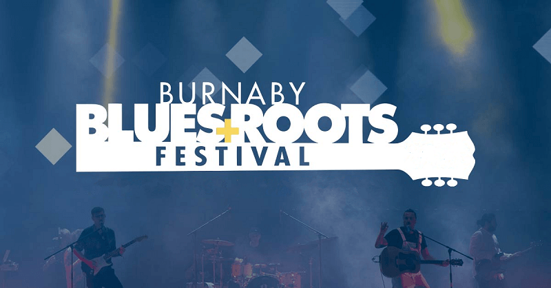 Burnaby Blues and Roots Festival Tickets
