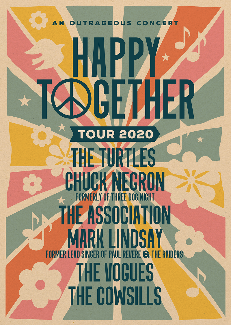 Happy Together Tour 2020 Lineup