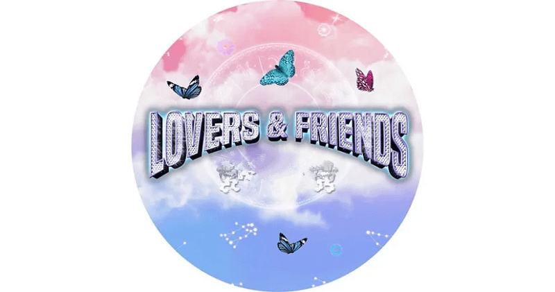 Lovers & Friends Festival Tickets