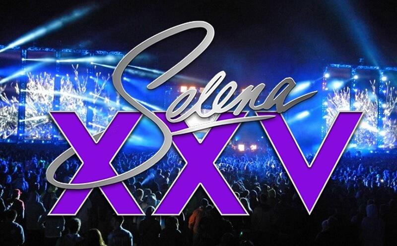 SELENA XXV Tickets