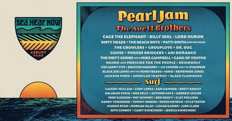 Sea Hear Now Festival Lineup 2020