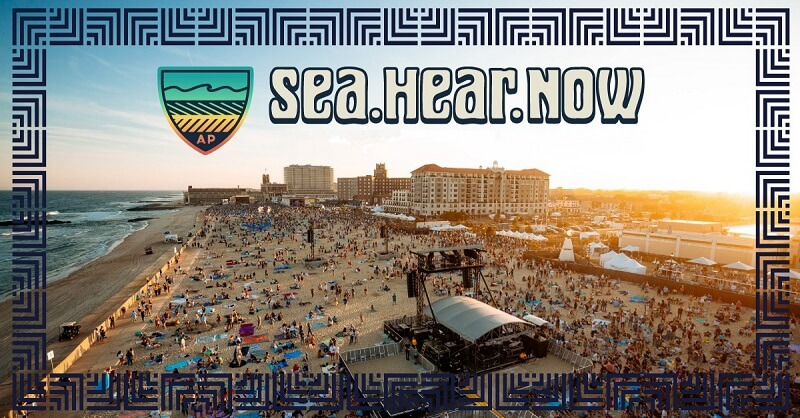 Sea Hear Now Festival Tickets