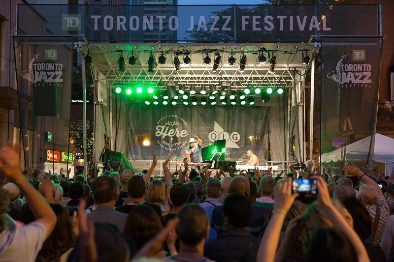 TD Toronto Jazz Festival Tickets