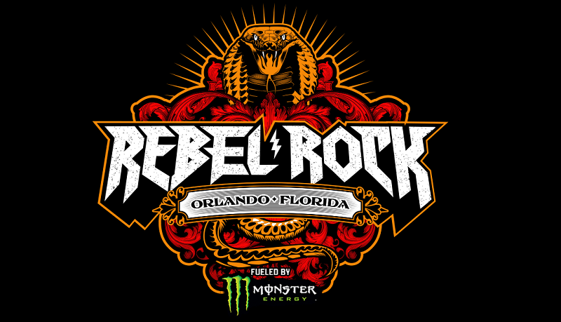 Rebel Rock Festival Tickets