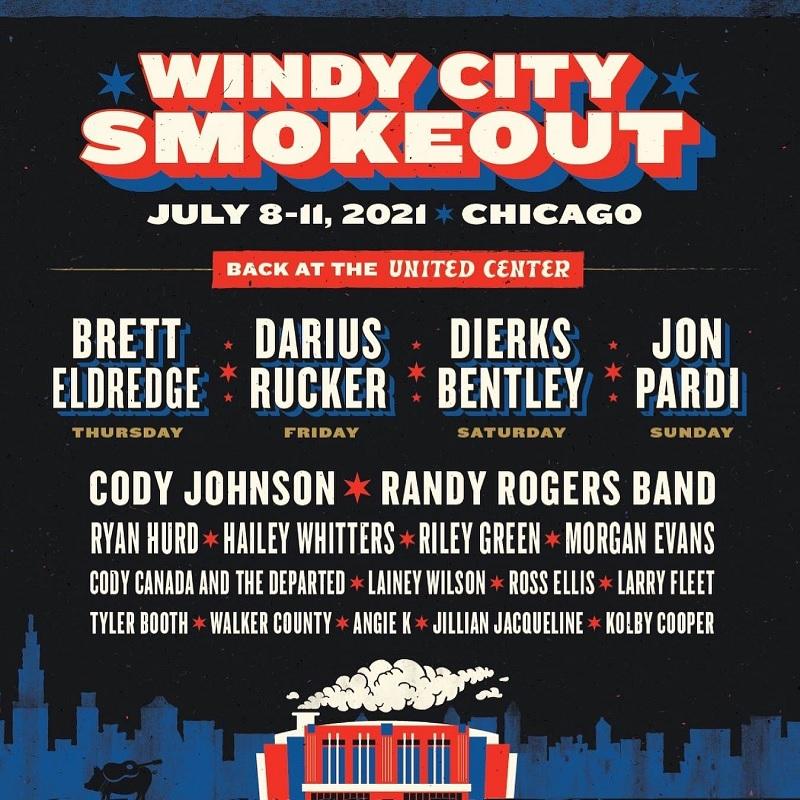 Windy City Smokeout Lineup 2021
