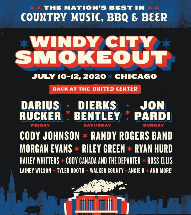 Windy City Smokeout Lineup