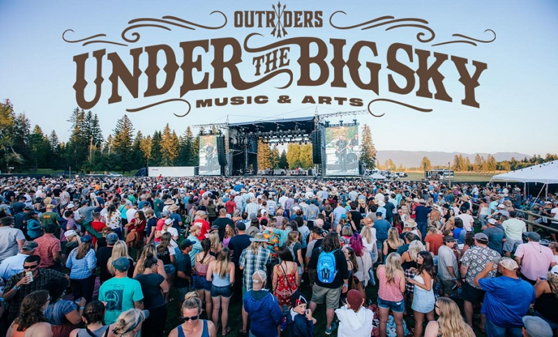 Under The Big Sky Music Festival Tickets