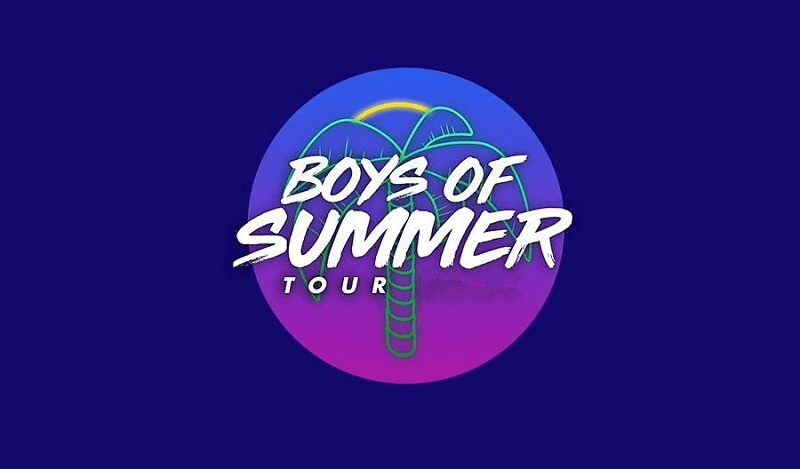 Boys of Summer Tour Tickets 2021