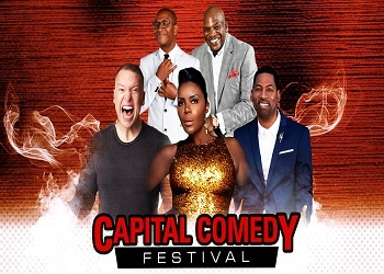 Capital Comedy Festival Tickets