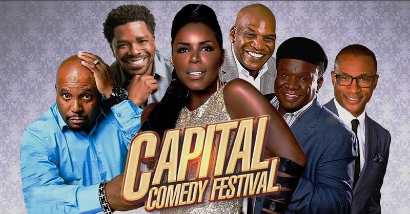Capital Comedy Festival