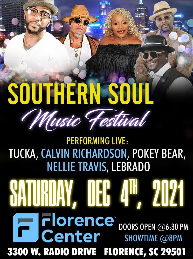 Southern Soul Music Fest Lineup 2021