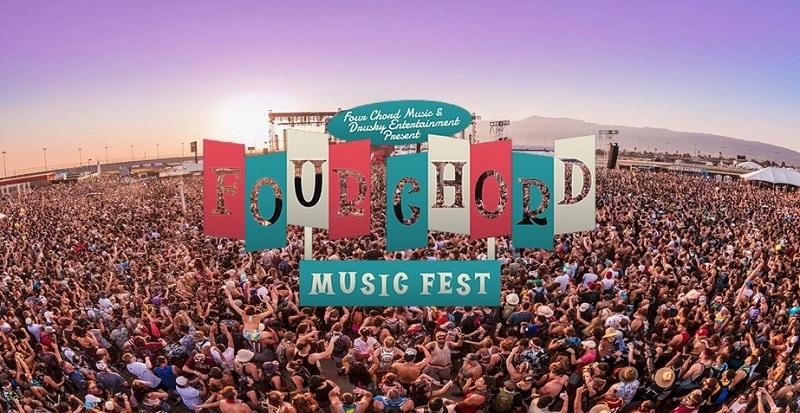 Four Chord Music Festival Tickets 2021