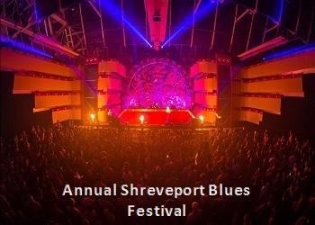 Annual Shreveport Blues Festival Tickets