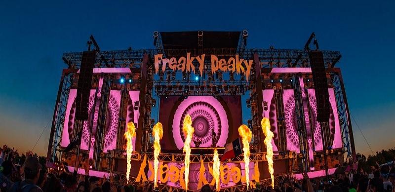 Freaky Deaky Festival Tickets