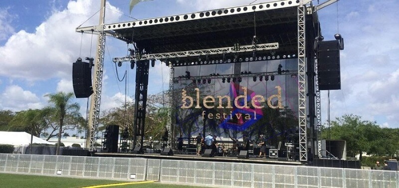 Blended Festival Tickets Cheap