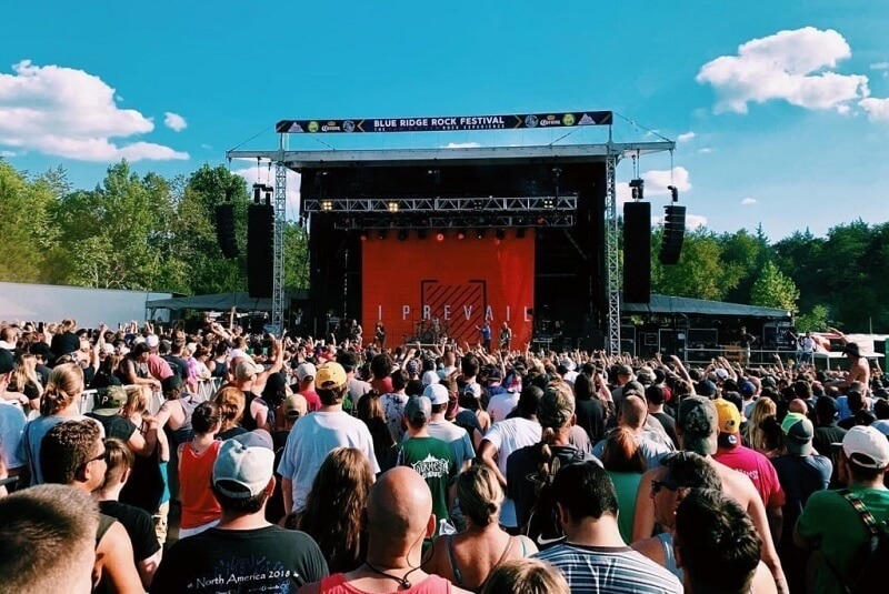 Blue Ridge Rock Festival Tickets Discount